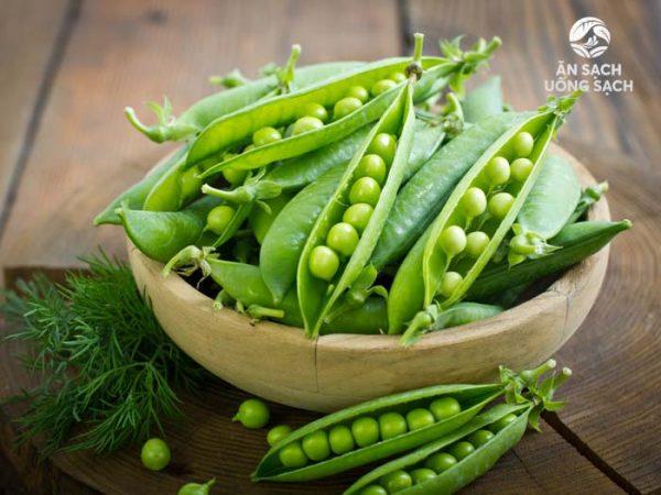 Trong đậu chứa nhiều chất xơ tốt cho tiêu hóa