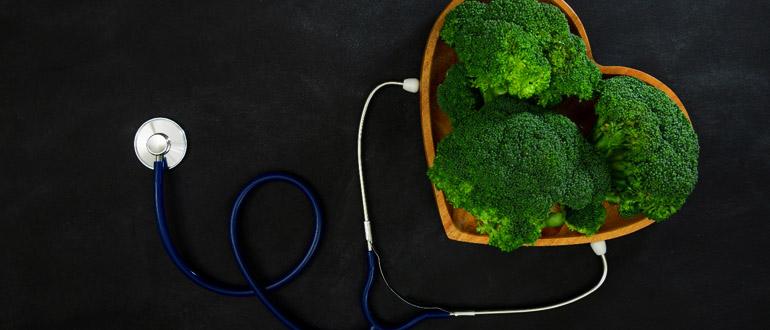 Bông cải xanh và lợi ích với sức khỏe